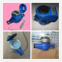 Quality 15mm-25mm Electronic MBUS Intelligent Water Meter For AMR System High Sensitivity for sale