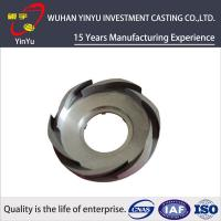 Quality Strict Inspection Mechanical Machine Parts , Custom Stainless Steel Casting Products for sale