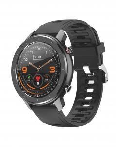 Quality Intelligent Health Bracelet 1.28 inch PS  screen Blood Pressure IP 68 waterproof Bluetooth 5.0 for sale