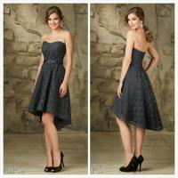 Quality Short Lace Mother of the bride dress evening dress #31063 for sale