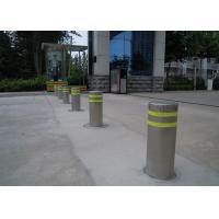 Buy K12 Degree Automatic Rising Bollards Anti terrorism waterproof at wholesale prices