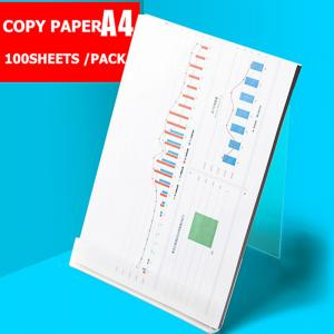 China Digital Inkjet Printing Documents 80gsm Neatly Cut Copy Paper on sale
