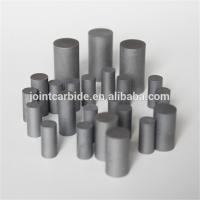 China Professional Cemented Burr Blanks / Tungsten Carbide Rod Blanks Long Life Time for sale
