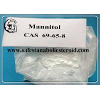 Quality Mannitol Odorless White Free Flowing Granules Sweet Taste CAS 69-65-8 for sale