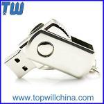 Quality Noble Slim Metal Twist Usb Thumbdrive Pendrives Free Shipment 2GB 4GB 8GB for sale