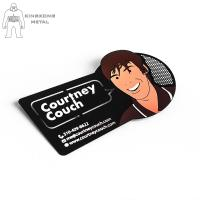Quality Artigifts Stainless Steel Drink Coasters Matte Or Glossy  Finished Customer Design for sale