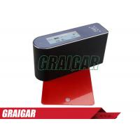 Quality WG60 Portable Gloss Meter Projection Angle 60 Degree Measurement Range 0-200gu for sale