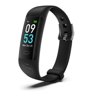 Quality Sleep Monitor NRF52832 IP68 Waterproof Smart Watch for sale