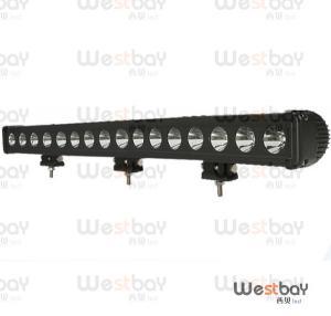 Quality 160W led work light bar 10-45V input,Cree led lights for vehcile working for sale