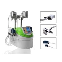 Quality RF Infrared Lipo Laser Machines 4 in 1 Weight Loss Cryolipolysis Handle for sale