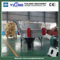 Quality 1-3t/h straw bale cutter rotary cutter CE for sale