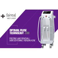 China Multifunctional IPL Laser Hair Removal Equipment / Wrinkle Removal Machine on sale