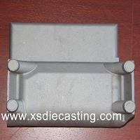 Quality aluminum cover low pressure die casting cover for sale