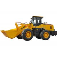 Quality Yellow Color 3T Wheel Loader 630B With Hydraulic Joystick / Cummins Engine for sale