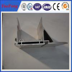 Quality price of aluminium extrusion,exterior/exhibition tent anodized aluminium price per kg for sale