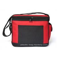 Buy Insulated Snack / Wine Cooler Bag Carry Bag 600D polyester + EPE coated with Aluminum Foil at wholesale prices