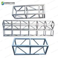 China Top Quality 290mm Aluminum Square Spigot Lighting Truss for Outdoor Exhibition/Advertisement& Event Equipment for sale