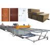 Buy cheap Wood Plastic Composite WPC Door Machine Industrial Door Panel Production Line from wholesalers