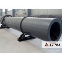 China 9m³ Biomass Drying Equipment / Rotary Drum Dryer for Wood Chips , Manure on sale