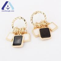 Buy cheap Biangle International Fashion Contrast Color Stud Earring Jewelry Supplies BEH851 from wholesalers