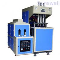 Quality Multi-fnction 3 cavity Semi-automatic PET bottle blow molding machine 1600 - 1800BPH pcs/h for sale