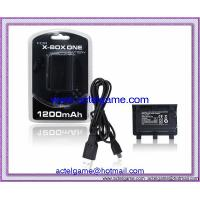 Buy Xbox ONE rechargeable battery pack 2100mAh xbox one game accessory at wholesale prices