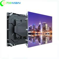 Hanging HD LED Display , Wall Mounted HD Led Video Wall P1.875 P1.8 P1.87 Fast Install