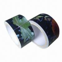 Quality Duct Tapes, Customized Sizes are Accepted, with High Tensile Strength and Strong Adhesion for sale