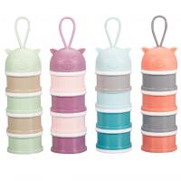 Quality Narrow Footprint Portable Infant Food ContainerMulti Layers Practical for sale