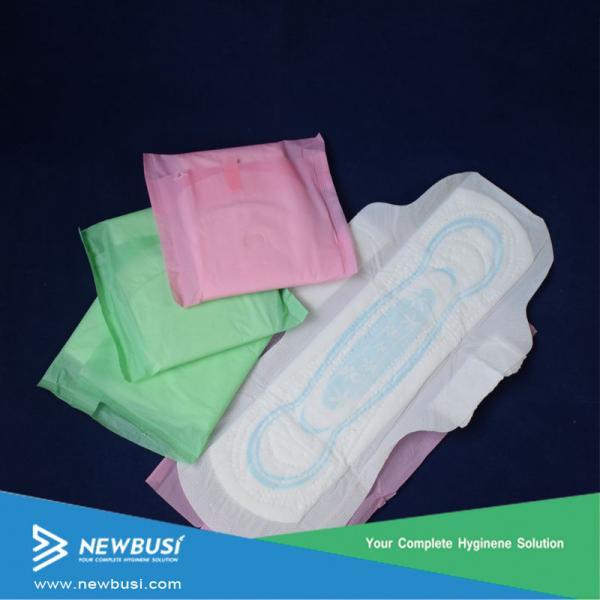 Buy factory wholesale sanitary napkin OEM ladies anion sanitary pads at wholesale prices