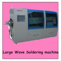 Quality Automatic Dual Wave Soldering Machine TB880C in electric industry for SMT for sale