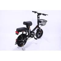 Quality Mini Lithium Battery Portable Electric Bike For Adults With CE Certificate And Longlife for sale
