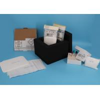 Quality Lab Biohazard Specimen Transport Convenience Kits Insulated and Refrigerant for sale