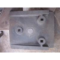 Buy High Cr Cast Iron Mill Liners Wear Resistance Parts OEM Impact Value More than at wholesale prices