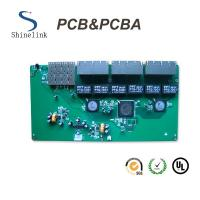 Quality 8 layer pcb assembly with ENIG , Circuit Board Assembly Services for sale