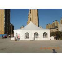 Quality Durable 8 X 8m Outdoor Wedding Tents , UV Protection Waterproof Gazebo Tent for sale