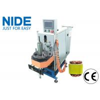 Quality Induction Motor Stator Coil Lacing Machine /  Single Head Interval Slot Lacing Machine for sale