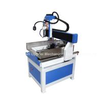 Quality 600*600mm Cast Iron CNC Metal Carving Machine with 4th Axis DSP Control for sale