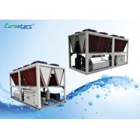 Quality Shell Tube Air To Water Air Source Heat Pump Seamless Steel With Heat Recovery for sale