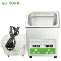 Quality Ultrasonic Cleaner  Sonic Bath 2l Household Use Jewelry Polishing Electronic Jewelry Cleaner for sale