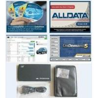 Quality Alldata Version 10.40 Mitchell V2010 Car Diagnostic Software With 500gb Hdd for sale