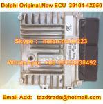Quality DELPHI Original ECU 39104 4X950 , 39104-4X950 Electronic Control Unit For SSANGYONG, KIA for sale