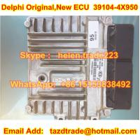 Quality DELPHI Original ECU 39104 4X950 , 39104-4X950 Electronic Control Unit For SSANGYONG, KIA for sale