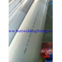 Quality Incoloy 800 Nickel Alloy Steel Seamless Pipes , Stainless Steel Pipes And Tubes for sale