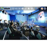 Buy Vehicle-Mounted Mini Mobile 5D Theater With Motion Chair Movement And Special at wholesale prices