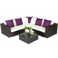 Quality new outdoor wicker rattan sofa set for sale