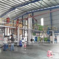 China Vacuum Distillation Tech Mini Refinery for Producing Base Oil for sale