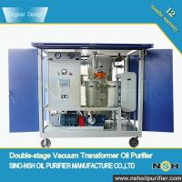 NSH 25-Years Professional Oil Purification System manufacturer, transformeroilpurifier,High Vacuum Oil Purify for sale