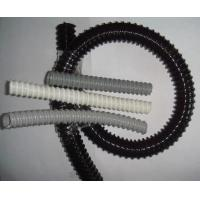 Buy cheap PVC Ripple Tube Corrugated Flexible Tubing Organic Insulation Chemistry from wholesalers