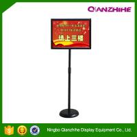Quality Customized Advertising Picture Photo Frame Display Stand, Restaurant Menu Holder for sale